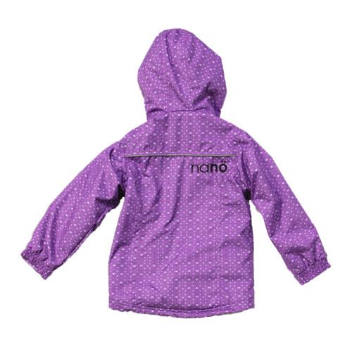 Демисезонная куртка-ветровка Nano S17J268 Lavander