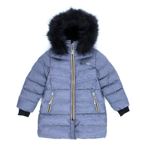 Зимнее пальто NANO F19M1252 Smoke_Gold