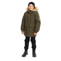 Зимняя куртка-парка NANO F19M1301 Olive