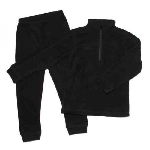 Флисовый костюм NANO BUWP600-F17 Black