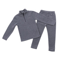 Флисовый костюм NANO BUWP600-F18 Mid Grey