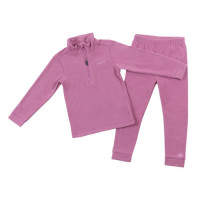 Флисовый костюм NANO BUWP600-F18 Vintage Pink