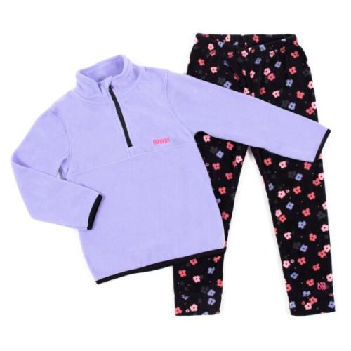 Флисовый костюм NANO BUWP604-F20 Lilac