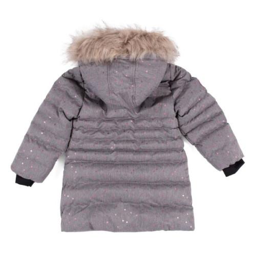 Зимнее пальто NANO F20M1252 DustGrayMix