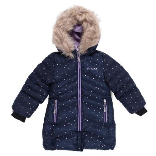 Зимнее пальто NANO F20M1252 NavyBlue
