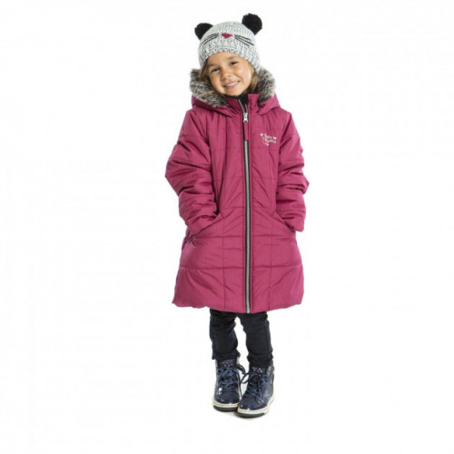 Зимнее пальто PELUCHE & TARTINE F17M1500EF RoyalBerryMix
