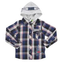 Рубашка с капюшоном для мальчика Nano F1411-05