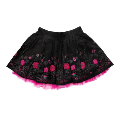Юбка для девочки NANO F1424-05  Black