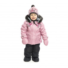 Зимний комплект PELUCHE & TARTINE F18M10BF Vinage Pink