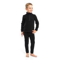 Флисовый костюм NANO BUWP600-F18 Black