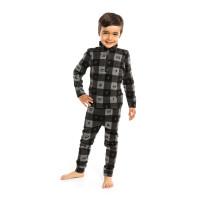 Флисовый костюм NANO BUWP600-F18 Mid Gray Mix