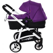 Коляска-трансформер Carrello Fortuna CRL-9001 Purple