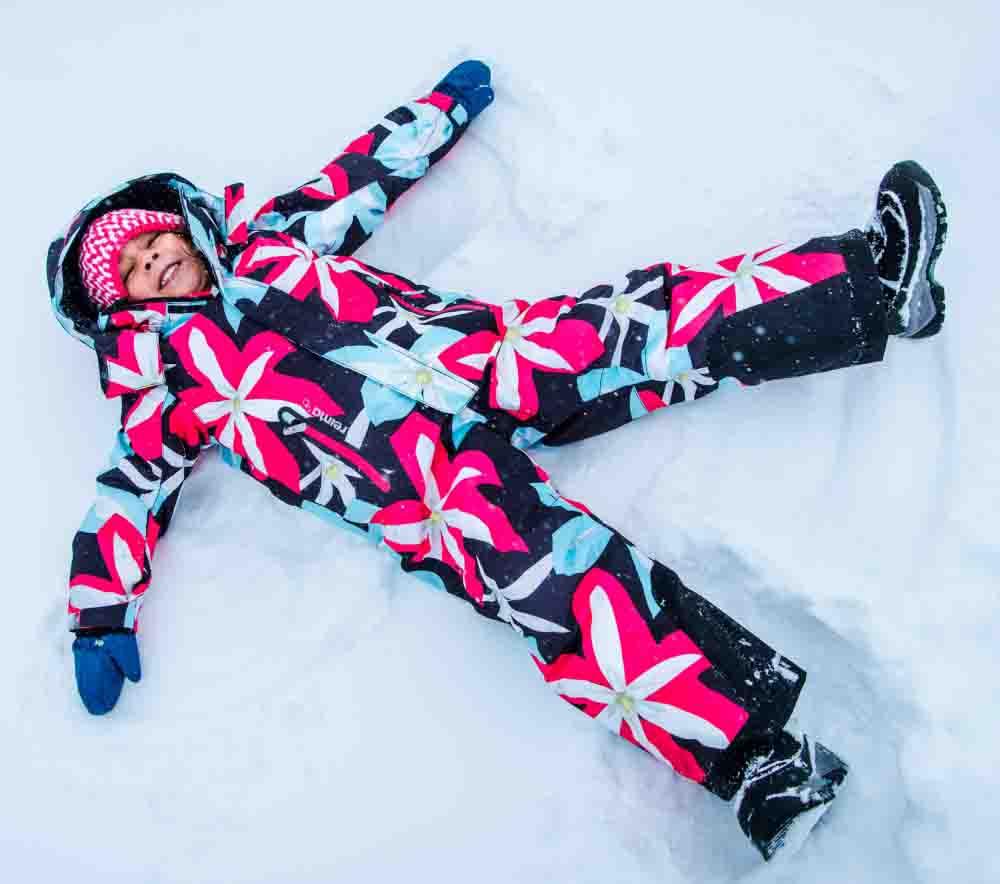 А давайте выберем для Вашего ребенка самый лучший комбинезон на зиму.
